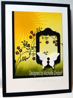 Sunny Window Stampin' Up! Card |