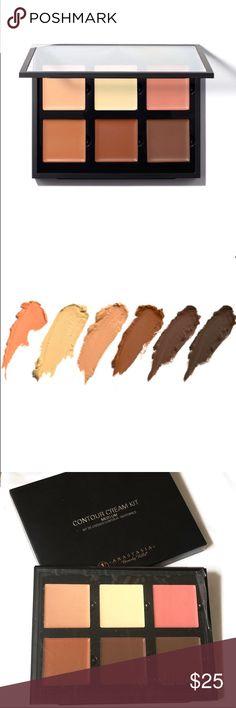 13 Best Abh Contour Pans Images Eyeshadow Contour Face Contouring