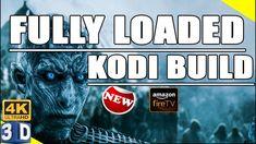 FULLY LOADED KODI BUILD JULY 2018 🔥 FOR KODI 17.6 BUILDS 🔥 NO LIMITS KOD...