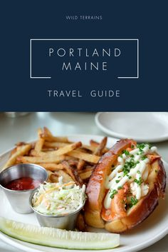 A foodie's travel guide for Portland, Maine. Where to stay, where to eat, and what to do in Portland. We've got your trip planned.