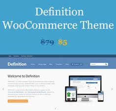 Definition WooCommerce Theme Woobeast