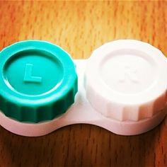 Μικρά αντικείμενα, καθημερινής χρήσης! #contact #lenses #lense #case #eyes #eye #vision #opticametaxas #optic #optics #athens #omonoia