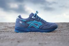 2061b27bfaa Ronnie Fieg X Asics Gel Saga - Neptune Streetwear, Best Sneakers, Shoes  Sneakers,