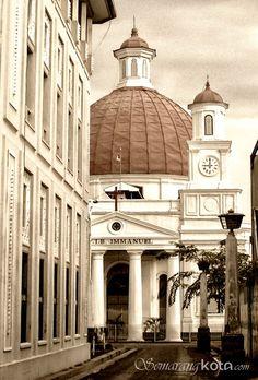 Kota Lama Semarang - Indonesia