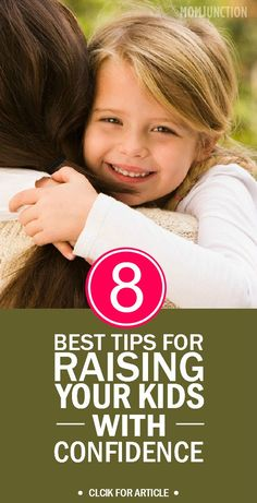 No one would argue that raising children requires no rules. While tips on how to raise a child comes naturally, Here are 8 easy ways for raising your child.