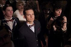 The-Great-Gatsby-2 Jay Gatsby, Gatsby Hair, Witty Halloween Costumes, Cool Costumes, Baz Luhrmann, Isla Fisher, Carey Mulligan, Scott Fitzgerald, Leonardo Dicaprio