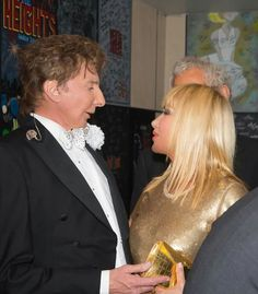 Suzanne and Barry at Gift of love Palm Desert December 2015 Suzanne Somers, Barry Manilow, Kind Words, Change The World, Are You The One, The Man, Besties, The Voice, Celebrities