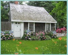 A historic cottage on 6A in Bourne, MA Cape Cod