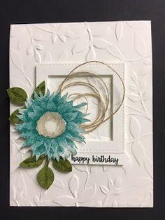 61 ideas craft birthday cards creative stampin up for 2019 Handmade Birthday Cards, Happy Birthday Cards, Happy Birthday Gorgeous, Sunflower Cards, Karten Diy, Fall Cards, Homemade Cards, Stampin Up Cards, Making Ideas