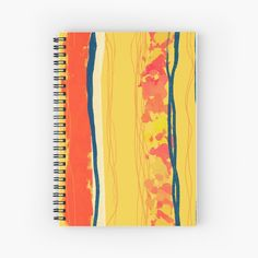 My Notebook, Canvas Prints, Art Prints, Spiral, My Arts, Printed, Paper, Awesome, Shop