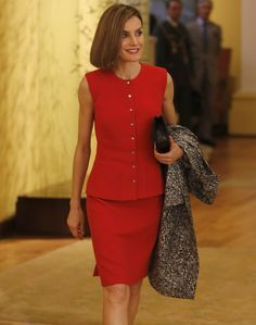Mexico - Los looks de la reina Letizia en sus viajes al extranjero