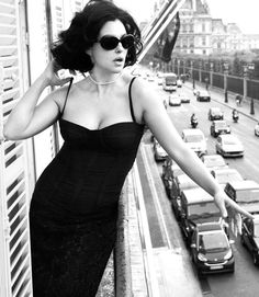 Monica Bellucci by Ruven Afanador