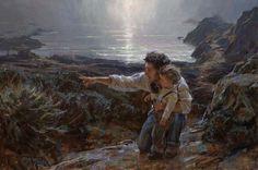 "Daniel Gerhartz ""Wonder"" http://www.danielgerhartz.com/GalleryMain.asp?GalleryID=163990&AKey=HTDFQTVK"