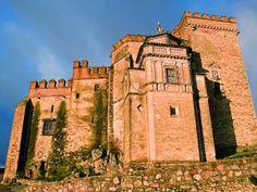 Castillo de Aracena. / Foto: Patronato de Turismo de Huelva.