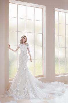 Альфа Mermaid Wedding, Wedding Dresses, Fashion, Bride Dresses, Moda, Bridal Gowns, Fashion Styles, Weeding Dresses, Wedding Dressses