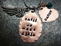 The perfect personalized way to share your heart.  Our beautiful hand stamped, customized jewelry. Follow us on facebook https://www.facebook.com/SouthernStampedJewelry  and Instagram https://instagram.com/southernstamped/ to see our latest creations.  For more pictures, please visit our website at http://www.southernstamped.com/gallery/