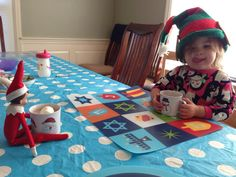 Toddler Elf-on-the-Shelf ideas (for ages 1+, fun for all)