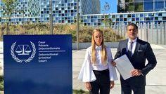 Sumarium - Lilian Tintori denuncia a Maduro en la Corte Penal Internacional de…