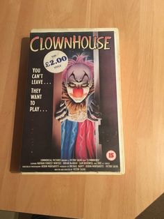 "CLOWNHOUSE (""VISION PDG INTERNATIONAL"", 1989), PAL VHS, ""ENTERTAINMENT in VIDEO"", ""Belgio Unione europea"", ""Brexit video"", ""Brexit bill"", Sagittarius, Mars in Capricorn horoscope, Pisces, Aries, ""sidereal astrology"", ""nouvelle vague"", ""Jean Luc GODARD"", ""Anna KARINA"", ""Anne WIAZEMSKY"", ""Béatrice Dalle"", ""Freshie JUICE"", ""Bethany COSENTINO"", ""indie girl"", ""stivali gotici"", occultismo, ""tagli di capelli pixie"", ""capelli rossi"", ""Alpine A610"", ""Nissan 300ZX"", ""Mitsubishi 3000GT"", ""Sims 2""…"