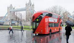 London's Futuristic New Double-Decker