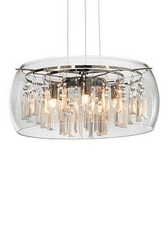 ANETA, Riippuvalaisin Intro Chandelier, Ceiling Lights, Lighting, Stuff To Buy, Kitchen Things, Home Decor, Houses, Decoration, Homes