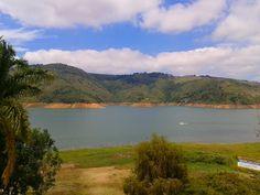 Lago Calima en Calima, Valle del Cauca