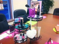 Great Mary Kay Display of Spring 2013 Products. Get yours and visit me at www.marykay.com/jdemedeiros