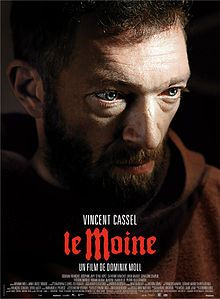 "Forget Tony Shalhoub: ""The Monk"" adapts a 1796 Gothic work about the monastery cleric Ambrosio (Vincent Cassel, ""Black Swan""). The disfigured Valerio wears a mask to hide his shame. Valerio has another secret. To say the least, he is a Jezebel in pants. Vincent Cassel, Matthew Lewis, The Inquisition, Cinema, The Monks, Aang, I Movie, Thriller, How To Memorize Things"