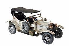 Yricas Design Metal Yang's Vintage Motor Vehicle Motor Vehicle, Motor Car, Vintage Cars, Antique Cars, Route 66, Antiques, Metal, Vehicles, Design