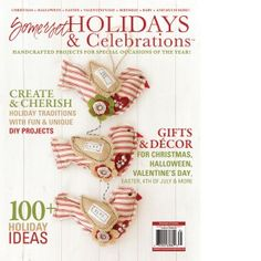 My artwork is featured inside this annual Somerset Holidays and Celebrations Magazine 2013 issue