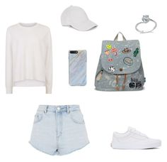 """""""🔮"""" by monad624 ❤ liked on Polyvore featuring Sweaty Betty, Topshop, Vans, TOMS, Forever 21, Floyd, Madewell, Stoney Clover Lane and Eye Candy"""