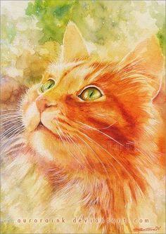 *Cat Art