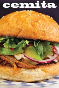 Cemita, the best of the Mexican tortas | Sippity Sup