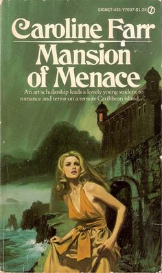 Caroline Farr: Mansion of Menace