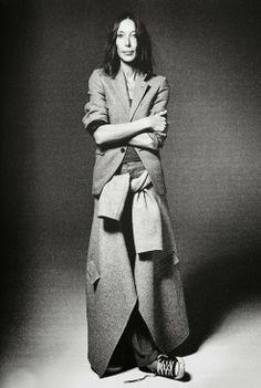 Camilla Nickerson in The Gentlewoman magazine