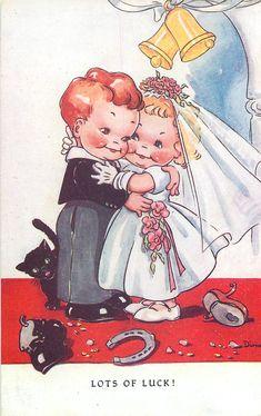 Vintage Dinah postcard                                                                                                                                                                                 More