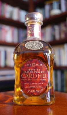 The Cardhu 12 Speyside Scotch Whisky, if there´s something like a summer Whisky this is it