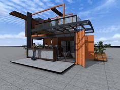 Projeto 3D da D Brewery