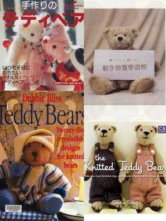 I love Teddy (шитье, вязание, игрушки, подборка)