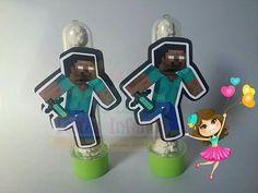 Tubet MineCraft by Oliver Festas Infantis
