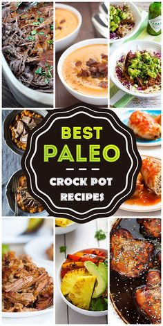 Another big trend in home cooking these days is the resurgence of the crock pot. Check out the best Paleo crock pot recipes here.