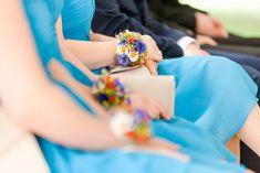 Gartenhochzeit rot blau   Hochzeitsblog The Little Wedding Corner