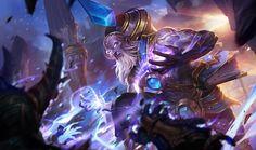 Campeón actualizado: Ryze, el Mago Rúnico | League of Legends