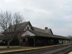 Lake Forest train station...with an express commute to Chicago - 45 minutes.