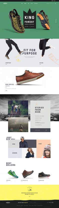 Keen Footwear by ToyFight