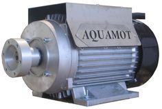 boat motor : electric in-board motor 100 - 125 kW MS 1100 - 110000W @ 350V Aquamot