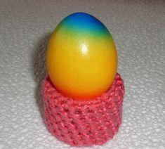 Eierbecher Häkeln Anleitung