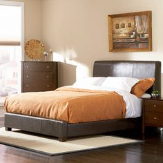 Wildon Home Sankaty Queen Platform Bed