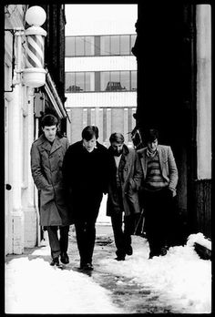 Joy Division were an English rock band formed in 1976 in Salford, Greater Manchester. Originally named Warsaw, the band primarily consisted of Ian Curtis (vocals and occasional guitar), Bernard Sumner (guitar and keyboards), Peter Hook (bass guitar and backing vocals) and Stephen Morris (drums and percussion).