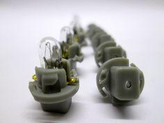 14V 0.9W (90mA) T-1.1/2w (Grey) Indicator & Panel Bulb - R509THGY *Pack of 10*